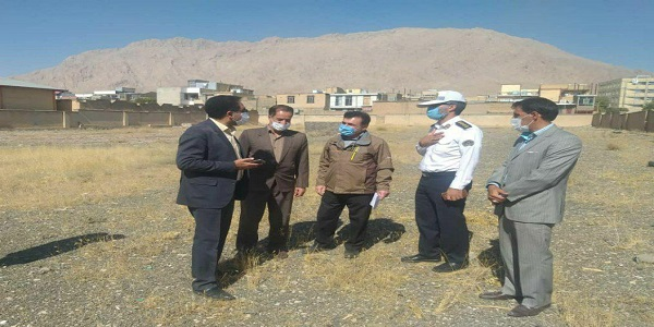 دستفروشان شهر هرسین ساماندهی میشوند