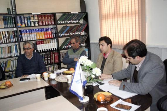 سومین جلسه کمیته علمی همایش منطقه ای شهرستان هرسین از نگاه فرهنگ و اقتصاد برگزار شد