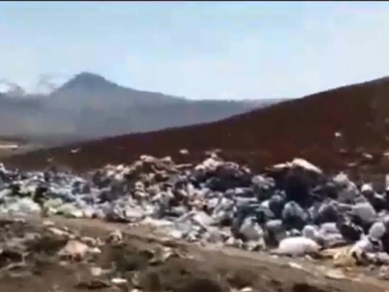 وضعیت جایگاه دفن زباله هرسین
