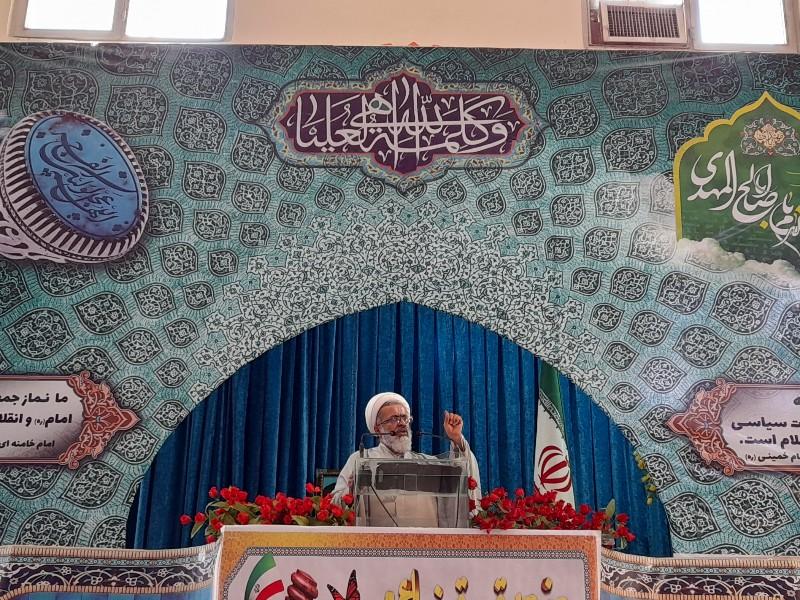 انتقاد امام جمعه هرسین از وعده های توخالی مسئولین