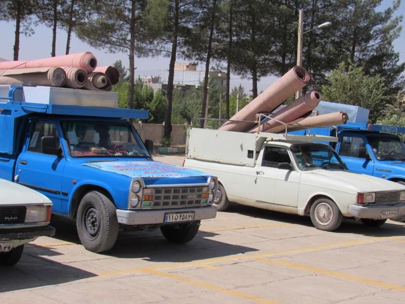 تجهیز ۴۴باب منازل احداثی کمیته امداد  و سپاه در هرسین